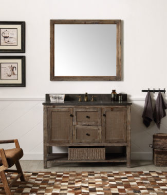 WH5148BR WITH WH8242-M MIRROR-MED