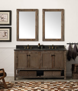 WH5160BR WITH WH8224-M MIRROR-MED